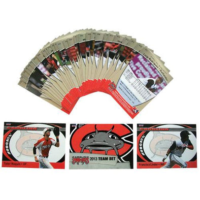 Carolina Mudcats 2013 Mudcats Team Set