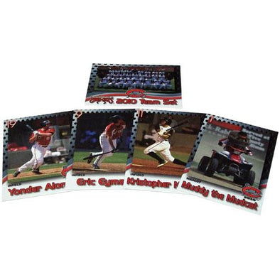 Carolina Mudcats 2010 Mudcats Team Set