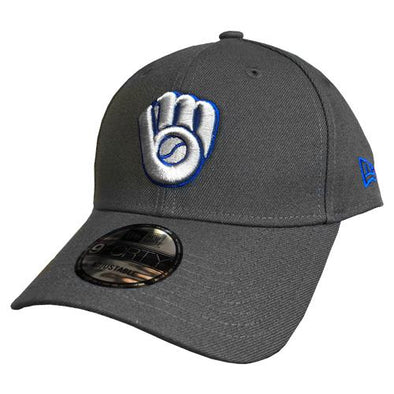 Carolina Mudcats Brewers League Graphite Hat