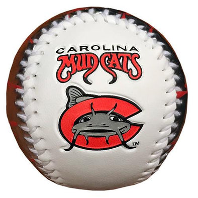 Carolina Mudcats Red/Silver Meltdown Baseball