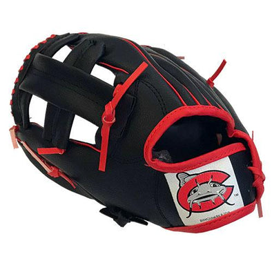 Carolina Mudcats Black Mudcats Fielding Glove