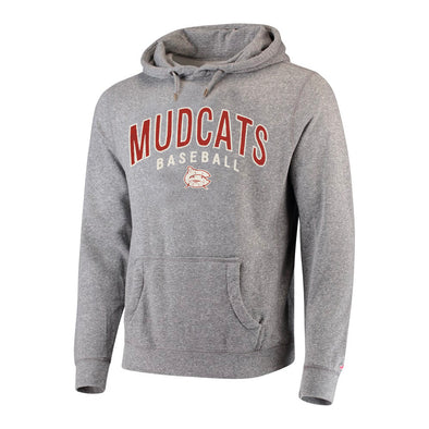 Carolina Mudcats Men's Fall Heather Heritage Hood