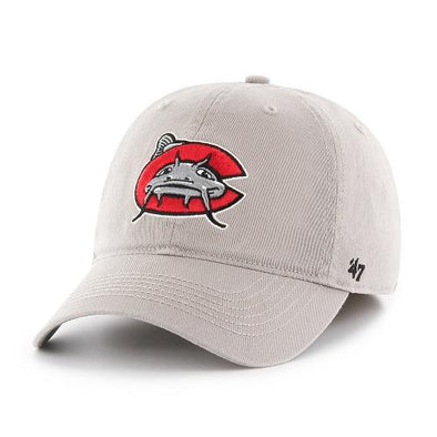 Carolina Mudcats Grey Roper '47 CLOSER