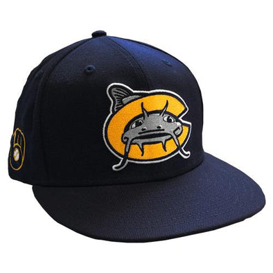 Carolina Mudcats Navy Brewers Weekends Hat