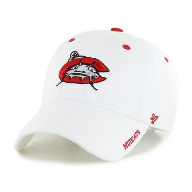 Carolina Mudcats White Ice '47 Clean Up
