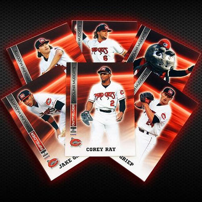 Carolina Mudcats 2017 Mudcats Team Set