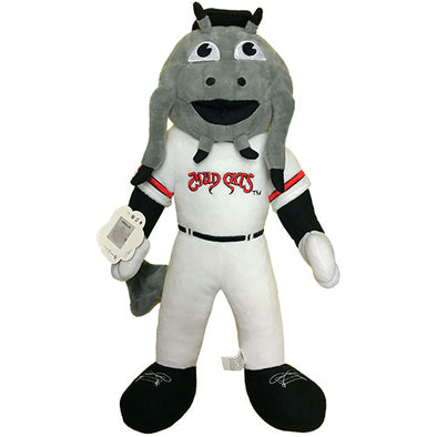 Carolina Mudcats 15in Muddy the Mudcat Doll
