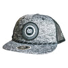 Carolina Mudcats Grey/Black Cliff Snapback