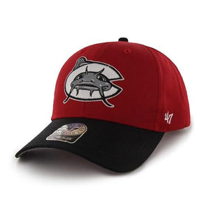 Carolina Mudcats Adult Red Replica Cap