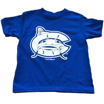 Carolina Mudcats Royal Toddler Class Tee