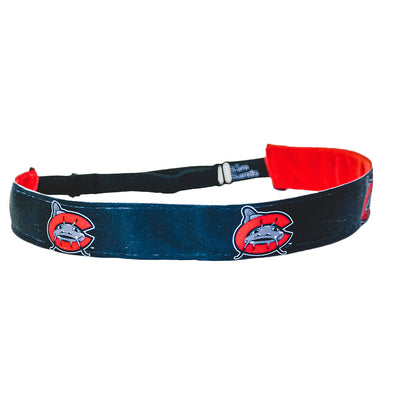 Carolina Mudcats Bani Bands Head Band