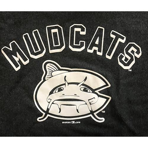 Carolina Mudcats Fleece Sweatshirt Throw Blanket