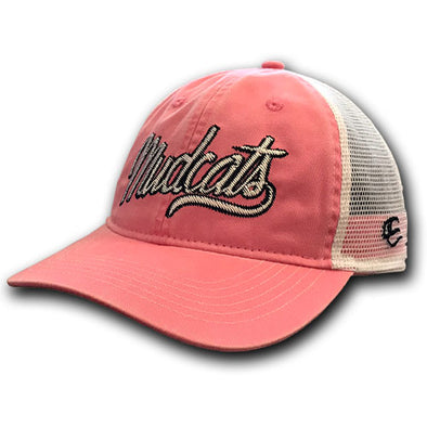 Carolina Mudcats Women's Pink Jackie Hat