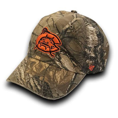 Carolina Mudcats Realtree Orange '47 CLEAN UP