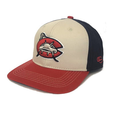 Carolina Mudcats USA Founder Snapback