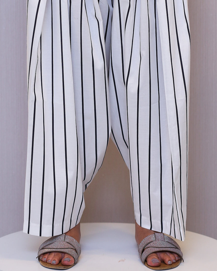 Mono Trousers by ZAHA