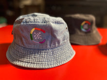 Load image into Gallery viewer, Bucket Hat - Light Denim