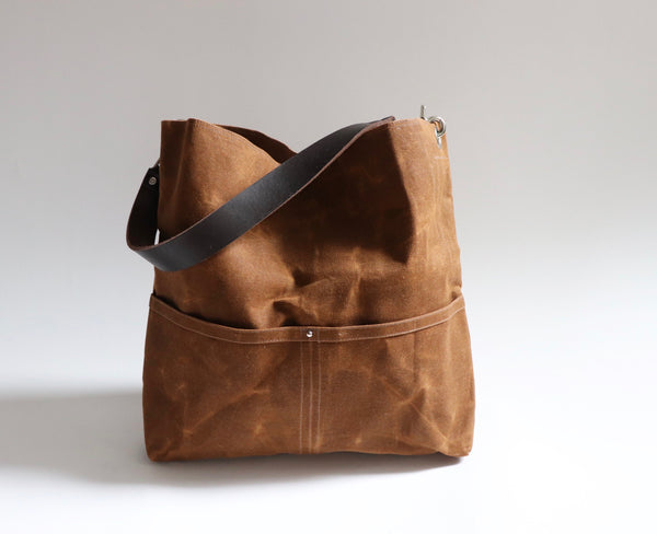 Single Strap Hobo Tote by Independent Reign