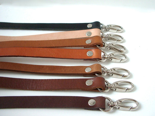 Leather Key Chains, Valet Keychains, Keychains for Men or Women