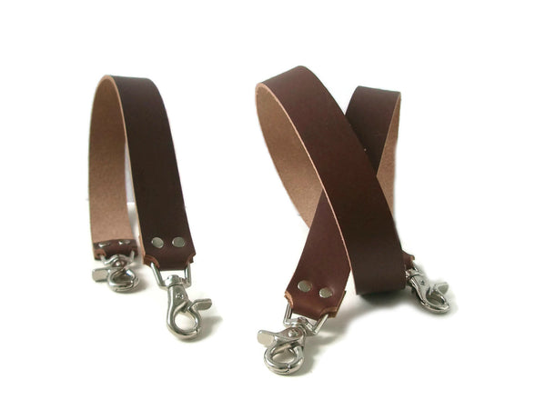 Leather CrossBody Strap, Leather Straps