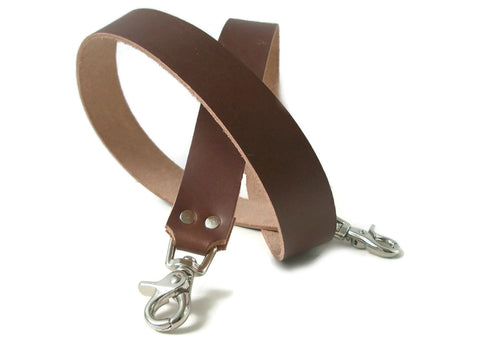 Leather Crossbody Straps