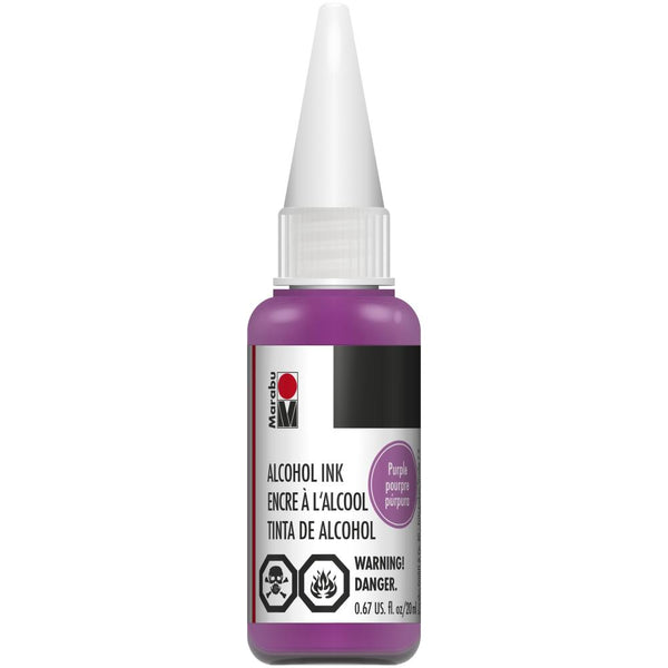 Marabu Alcohol Ink Purple 20ml