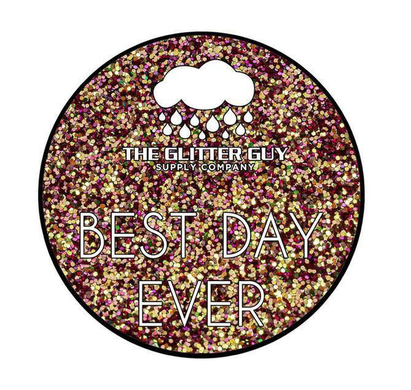 The Glitter Guy - Best Day Ever