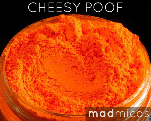 Mad Micas - Cheesy Poof