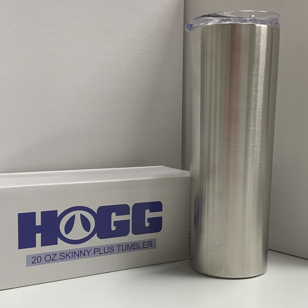 Hogg 20oz Skinny Plus Tumbler - Create With 614