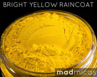 Mad Micas - Bright Yellow Raincoat