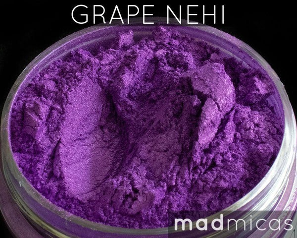 Mad Micas - Grape Nehi Purple