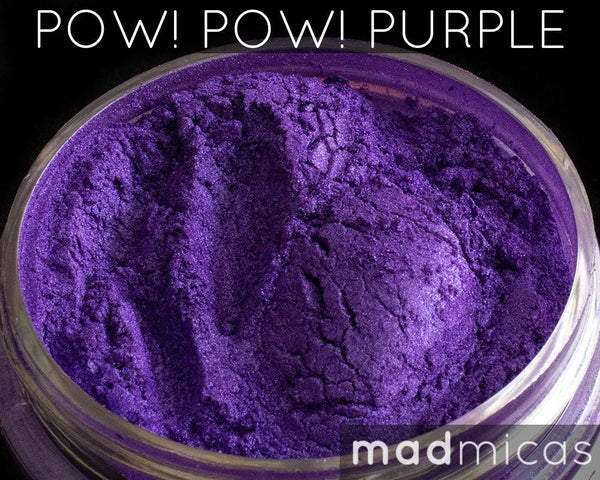 Mad Micas - Pow! Pow! Purple