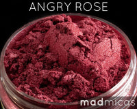 Mad Micas - Angry Rose