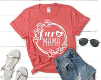 Fur Mama Screen Print Transfer - Create With 614