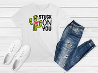 Stuck On You Sublimation Print - Create With 614