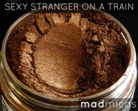 Mad Micas - Sexy Stranger on a Train Brown