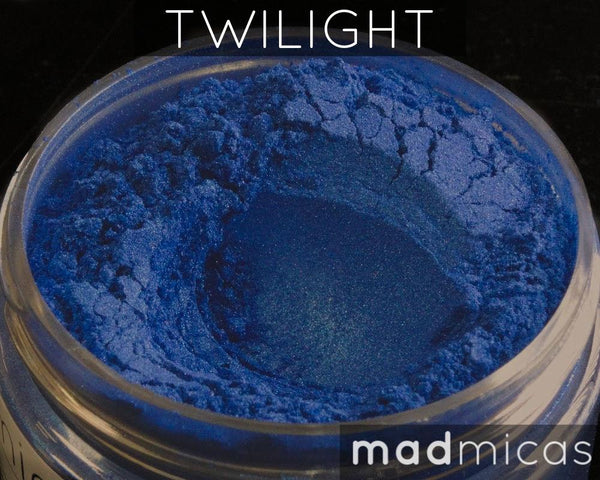 Mad Micas - Twilight Blue