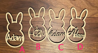 Personalized Easter Basket Tags - Create With 614