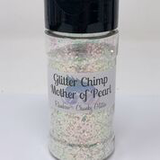 Glitter Chimp - Mother of Pearl, Chunky Rainbow - Create With 614