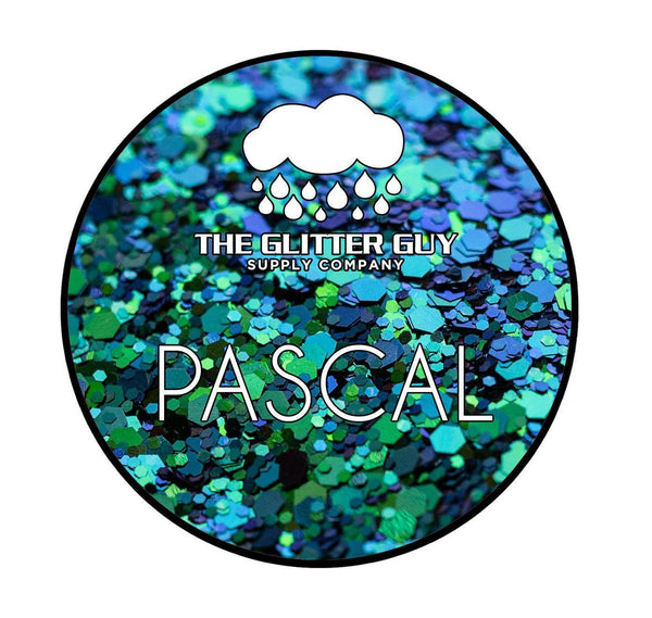 The Glitter Guy - Pascal