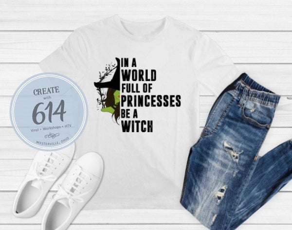 Be a Witch Print - Create With 614