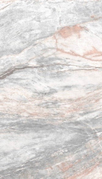 Premium Faux Leather - Pink and Gray Marble - Create With 614