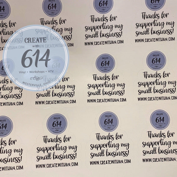 Personalized Decals - Create With 614