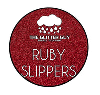 The Glitter Guy - Ruby Slippers
