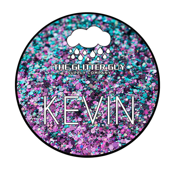 The Glitter Guy - Kevin