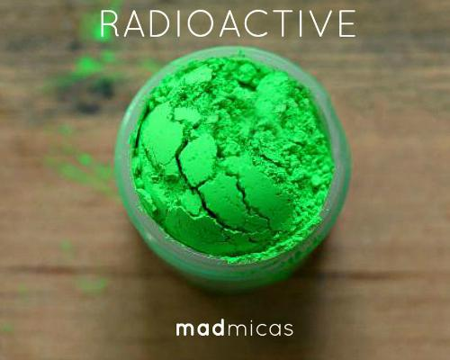 Mad Micas - Radioactive Neon Green