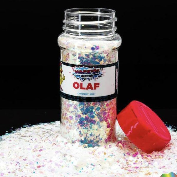 The Glitter Guy - Olaf - Create With 614