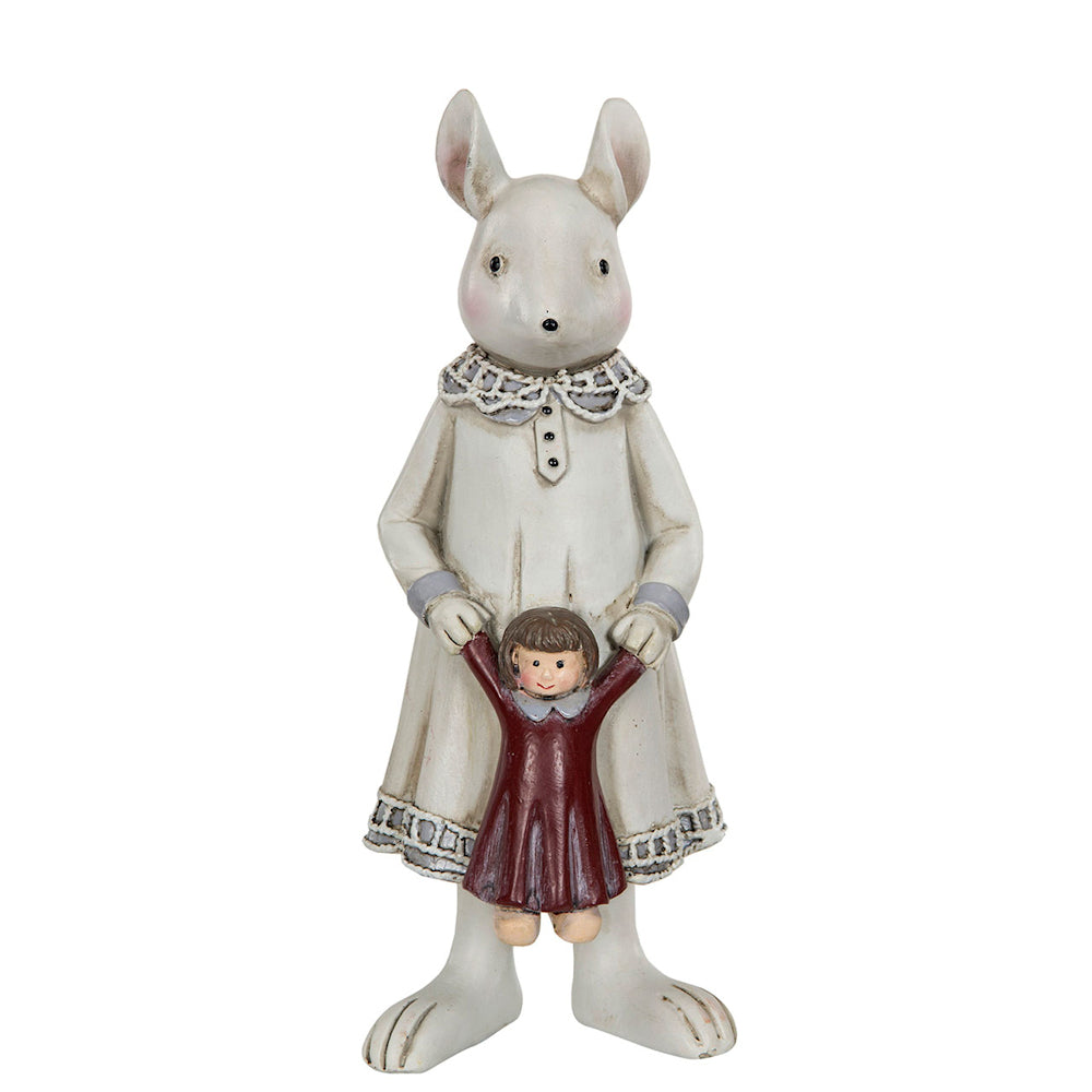 A Lot Decoration Maus Puppe/Koffer 101853