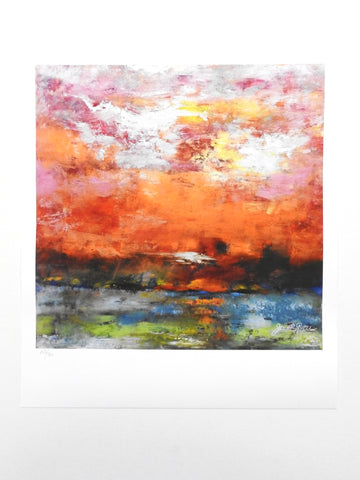 Sunrise, Sunset Limited Print