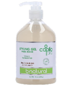 Capilo Pro b-natural gel para rizos - Artesanal.do